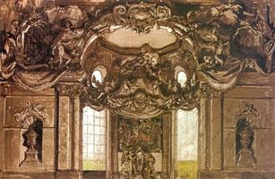 Павильон Армиды. 1907 г.