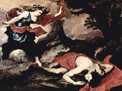 Венера и Адонис (?) (Рибера)