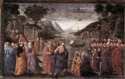 Призвание апостолов (Доменико Гирландайо)