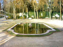 "Версаль. ""Зеркальце"" в Трианоне. 1905 г."