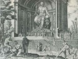 Храм Юпитера Олимпийского (Мартин Гэмскерк)