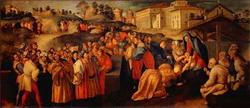 Поклонение волхвов (Якопо Понтормо)