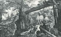 Мост через поток (П. Стефани)