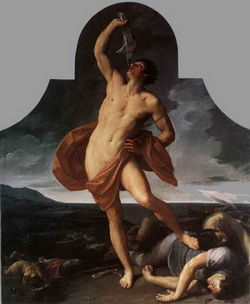 Триумф Самсона (Гвидо Рени)