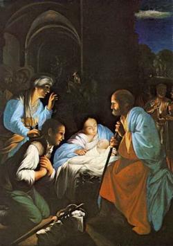 Рождество Христово (Карло Карацени)