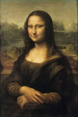 Мона Лиза Джоконда (Леонардо да Винчи)