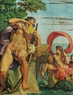 Полифем и Галатея (Аннибале Караччи)