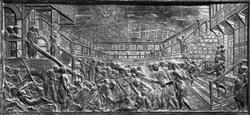 Святой Антоний исцеляет ногу юноше (Донателло)