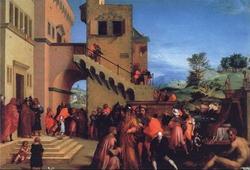История Иосифа (Андреа дель Сарто)