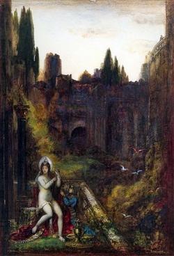 Вирсавия (А. Иванов, 1843 г.)