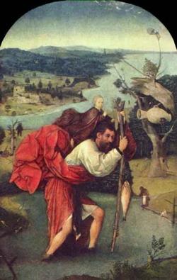 Святой Христофор (Иероним Босх)