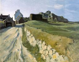 Бретонский пейзаж. 1906 г.