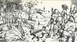 Охота на оленя (Мастер домовой книги)