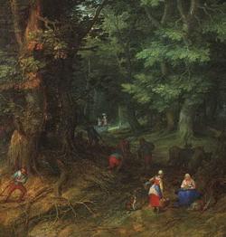 Лес (Ян Брейгель-Старший)