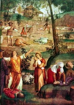 Смерть перворожденных (Б. Луини)
