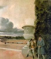 Версаль. 1921 г.