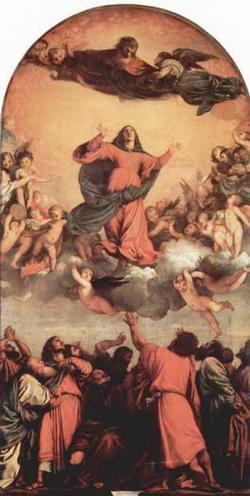 Успение Богородицы (Тициан)