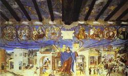 Житие святой Варвары (Лоренцо Лотто, 1524 г.)