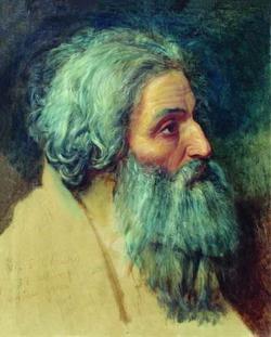 Голова апостола Андрея (1830-40-е гг.)