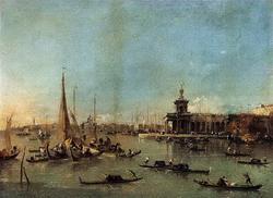 Венеция: Дога (Франческо Гварди)