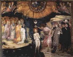 Фреска в церкви Святого Иоанна в Урбино