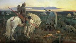 Витязь на распутье (Васнецов В.М., 1878)