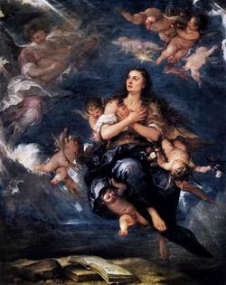 Экстаз св. Марии Магдалены (Хосе Антолинец)