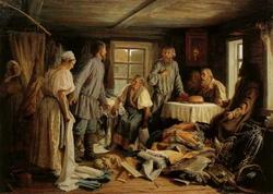 Семейный раздел (Максимов В.М., 1876)