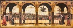 Повесть о Гризельде (Умбрийский мастер конца XV века)