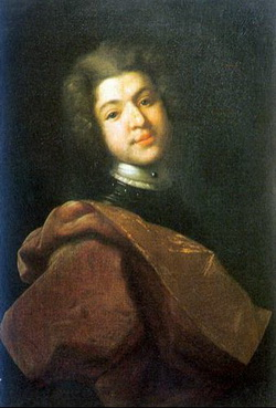 Барон С.Г. Строганов (И. Никитин)