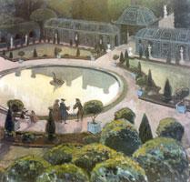 Версаль. Оранжерея. 1906 г.