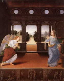 Благовещенье (Лоренцо ди Креди)