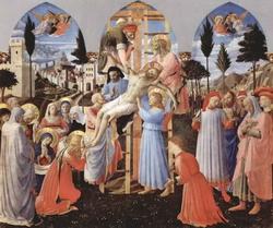 Снятие с креста (Фра Беато Анджелико)