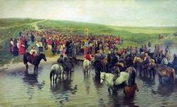 Спасов день на Севере (Прянишников И.М., 1887)