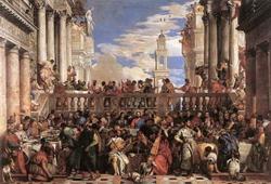 Брак в Кане Галилейской (Паоло Веронезе)