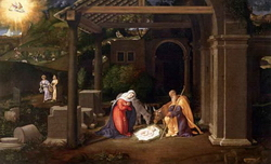 Рождество Христово (Андреа Превитали)