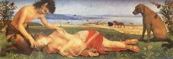 Смерть Прокриды (Пьеро ди Козимо)