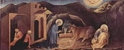 Рождество Христово (Джентильи де Фабиано)