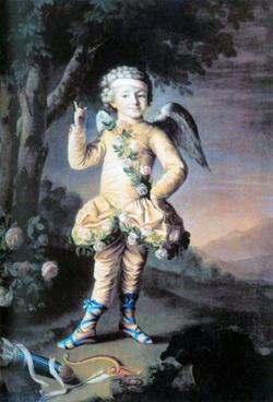 Портрет Ивана Якимова (Н.И. Аргунов)