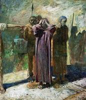 Голгофа (Н.Н. Ге, 1893 г.)