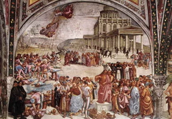 Деяния Антихриста (Лука Синьорелли)