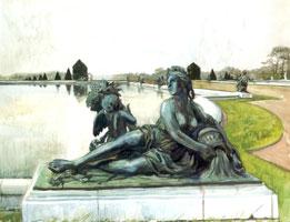 Версаль. Аллегория реки. 1905 г.
