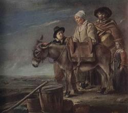 Молочница (Братья Ленэн)