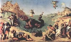 Поклонение младенцу Христу (Пьеро ди Козимо)