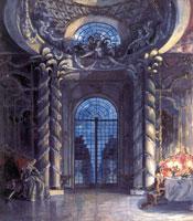 Павильон. 1906 г.