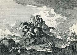 Le Choe de Cavalerie (Фр. Казанова)