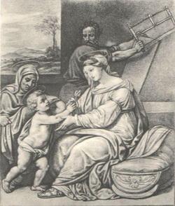 Святое семейство (Егоров)