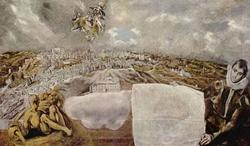 Вид Толедо (Греко)
