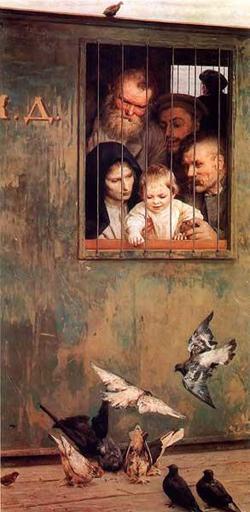 Всюду жизнь (Ярошенко Н.А., 1888)