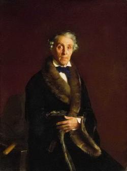 Портрет Ф.П. Толстого (Зарянко С.К., 1850 г.)